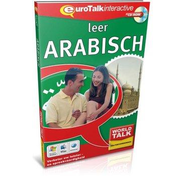 Eurotalk World Talk Cursus Egyptisch Arabisch voor Gevorderden