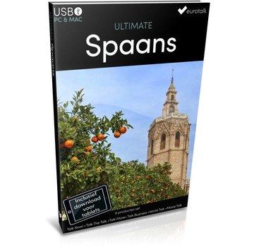 Eurotalk Ultimate Spaans leren - Ultimate  Spaans voor Beginners tot Gevorderden