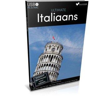 Eurotalk Ultimate Italiaans leren - Ultimate  Italiaans voor Beginners tot Gevorderden