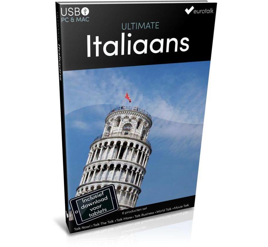 Italiaans leren - Ultimate  Italiaans voor Beginners tot Gevorderden