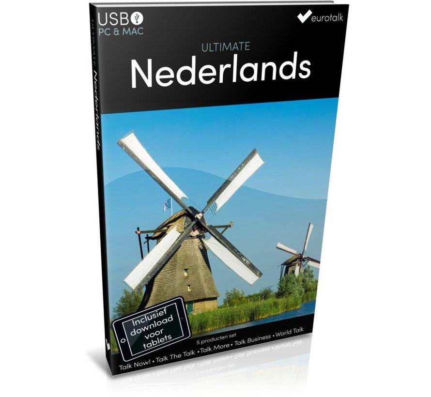 Nederlands leren - Ultimate Nederlands voor Beginners tot Gevorderden