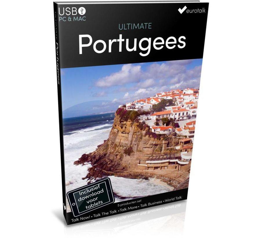 Portugees leren - Ultimate Portugees voor Beginners tot Gevorderden