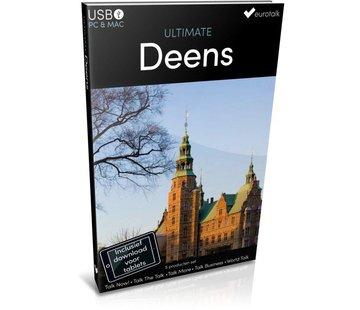 Eurotalk Ultimate Deens leren - Ultimate Deens voor Beginners tot Gevorderden