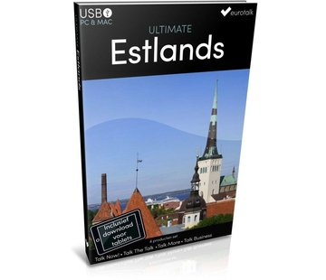 Eurotalk Ultimate Ests leren - Ultimate Estlands voor Beginners tot Gevorderden