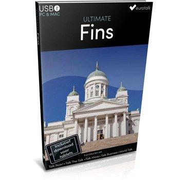 Eurotalk Ultimate Fins leren - Ultimate Fins voor Beginners tot Gevorderden