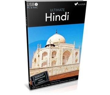 Eurotalk Ultimate Hindi leren - Ultimate Hindi voor Beginners tot Gevorderden