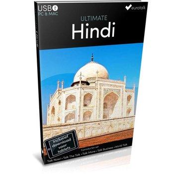 ace735be791 Eurotalk Ultimate Hindi leren - Ultimate Hindi voor Beginners tot  Gevorderden
