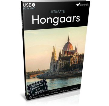 Eurotalk Ultimate Hongaars leren - Ultimate Hongaars voor Beginners tot Gevorderden