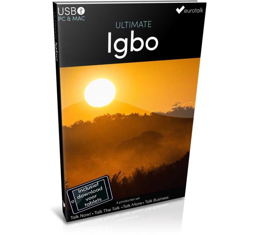 Igbo leren - Ultimate Igbo voor Beginners tot Gevorderden