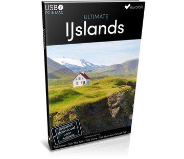 Eurotalk Ultimate IJslands leren - Ultimate IJslands voor Beginners tot Gevorderden