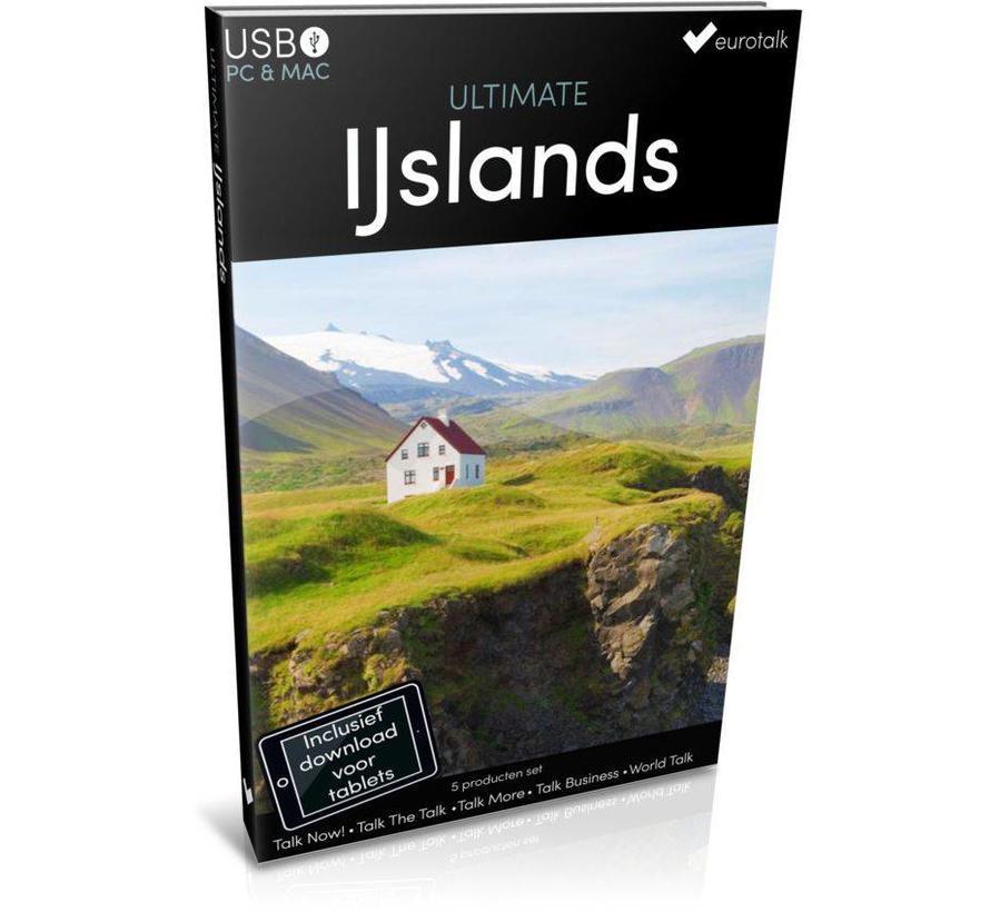 IJslands leren - Ultimate IJslands voor Beginners tot Gevorderden