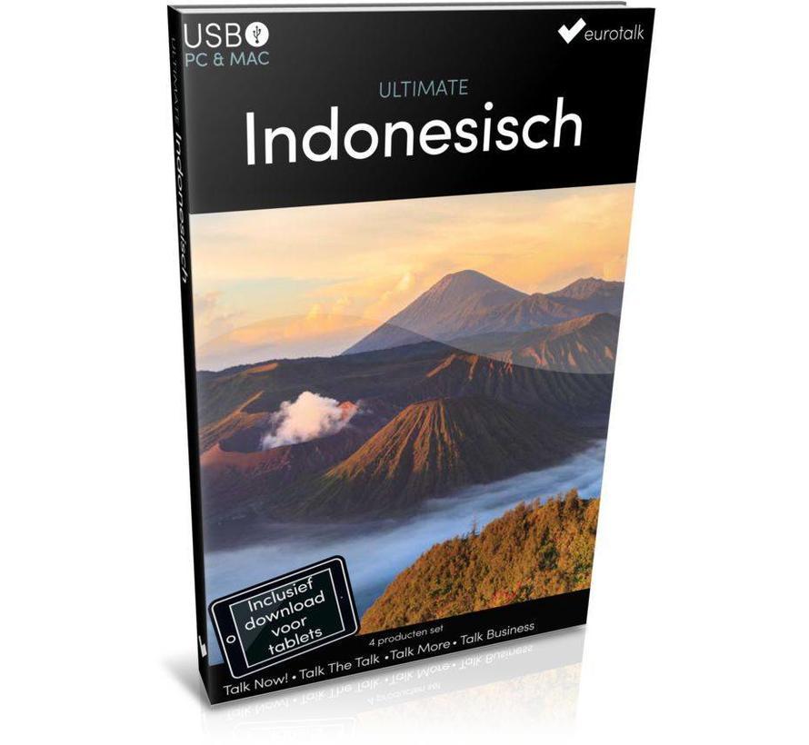 Indonesisch leren - Ultimate Indonesisch voor Beginners tot Gevorderden