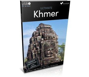 Eurotalk Ultimate Khmer leren - Ultimate Khmer voor Beginners tot Gevorderden