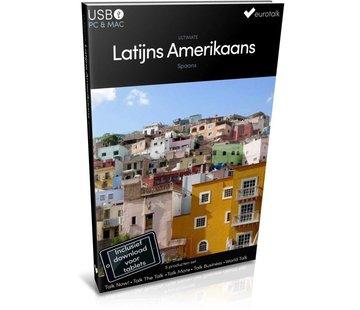 Eurotalk Ultimate Latijns Amerikaans Spaans leren - Ultimate taalcursus voor Beginners tot Gevorderden