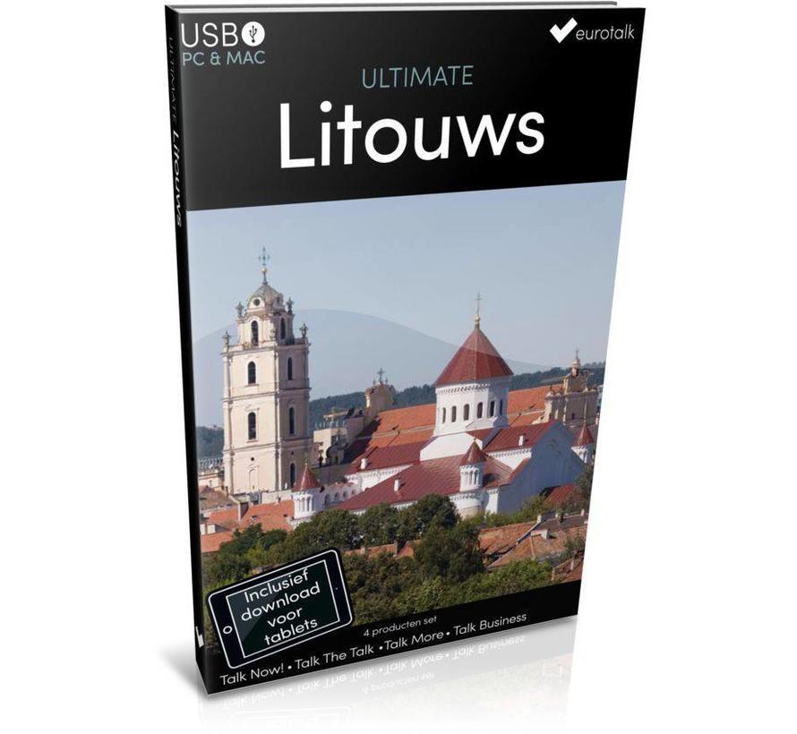 Litouws leren - Ultimate Litouws voor Beginners tot Gevorderden