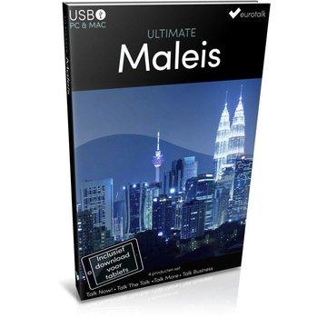 Eurotalk Ultimate Maleis leren - Ultimate Maleis voor Beginners tot Gevorderden