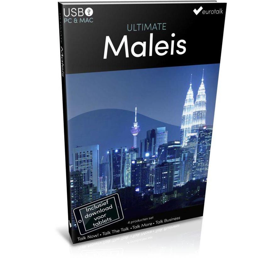 Maleis leren - Ultimate Maleis voor Beginners tot Gevorderden