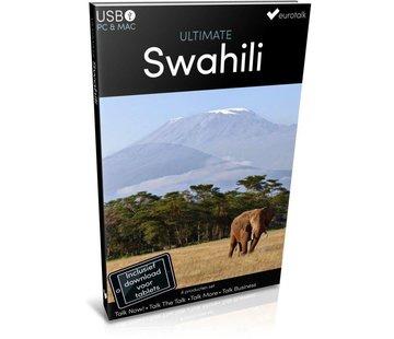 Eurotalk Ultimate Swahili leren - Ultimate Swahili voor Beginners tot Gevorderden