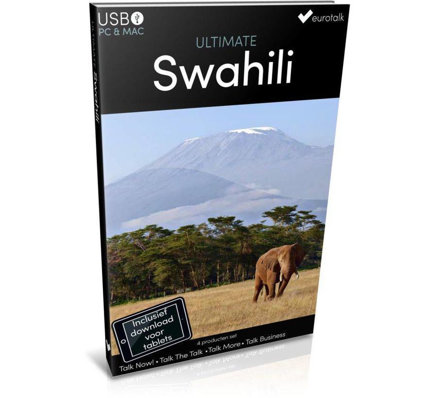 Swahili leren - Ultimate Swahili voor Beginners tot Gevorderden