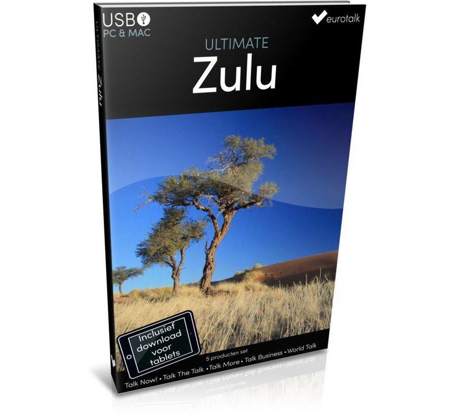 Zulu leren - Ultimate Zulu voor Beginners tot Gevorderden