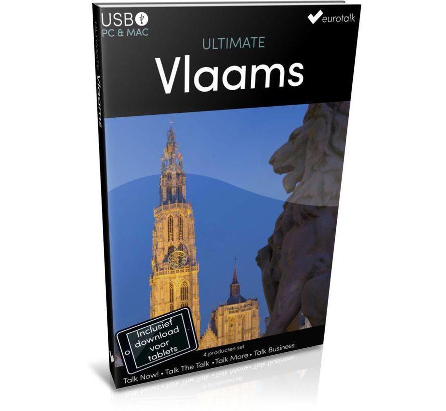 Vlaams leren - Ultimate Vlaams voor Beginners tot Gevorderden