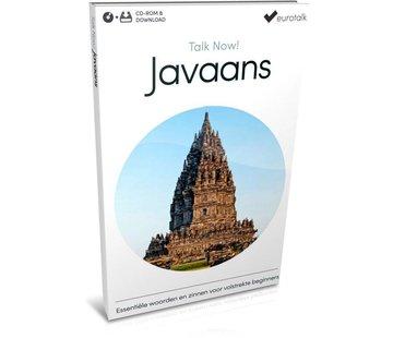 Eurotalk Talk Now Talk Now Javaans - Basis cursus Javaans voor Beginners