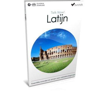 Eurotalk Talk Now Talk Now  - Basis cursus Latijn voor Beginners