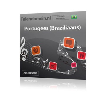 Eurotalk Rhythms Leer Braziliaans Portugees voor Beginners - Audio cursus (Download)