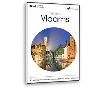 Eurotalk Talk Now Talk Now  - Basis cursus Vlaams voor Beginners