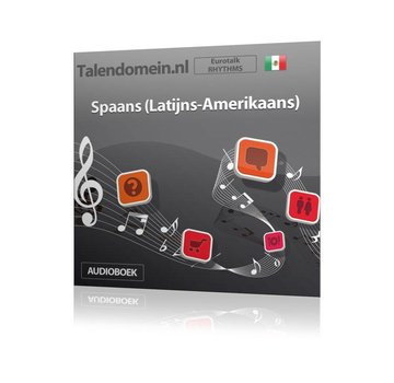 Eurotalk Rhythms Rhythms eenvoudig Spaans Latijns Amerikaans - Luistercursus Download