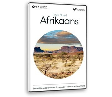 Eurotalk Talk Now Talk Now - Basis cursus Afrikaans voor Beginners