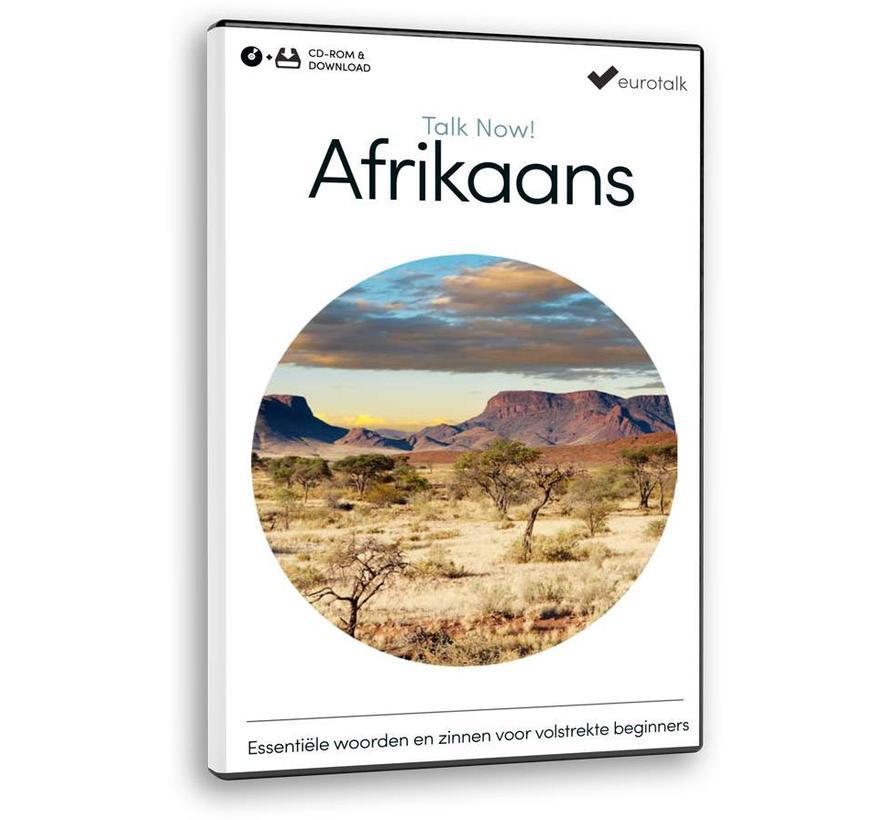 Basis cursus Afrikaans voor Beginners
