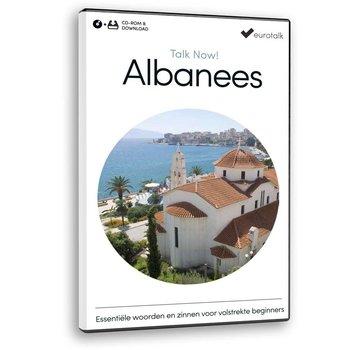 Eurotalk Talk Now Talk Now - Basis cursus Albanees voor Beginners