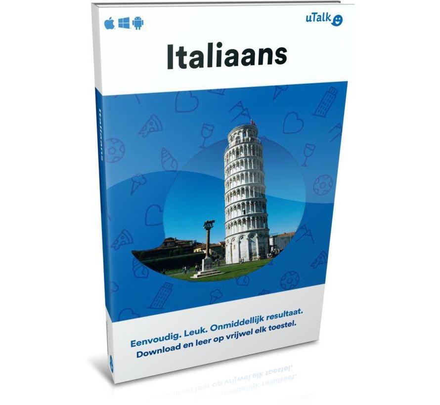 uTalk leer Italiaans - Online cursus
