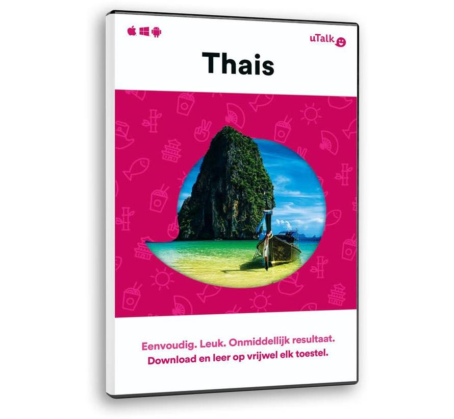 uTalk leer Thais - Online cursus
