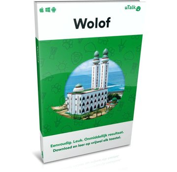 uTalk Leer Wolof online - uTalk complete taalcursus