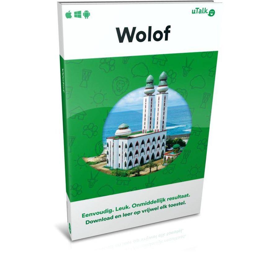 uTalk leer Wolof - Online cursus