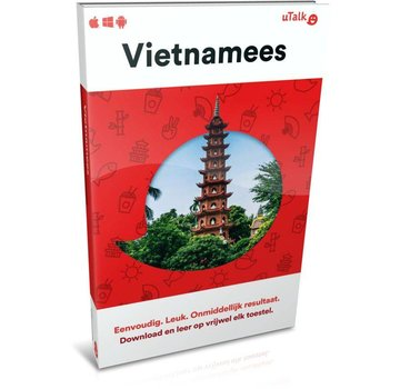 uTalk Leer Vietnamees online - uTalk complete taalcursus