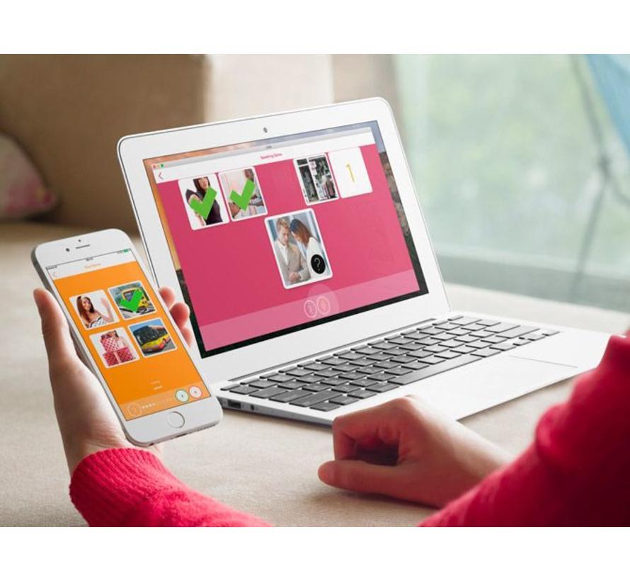 uTalk leer Engels - Online cursus