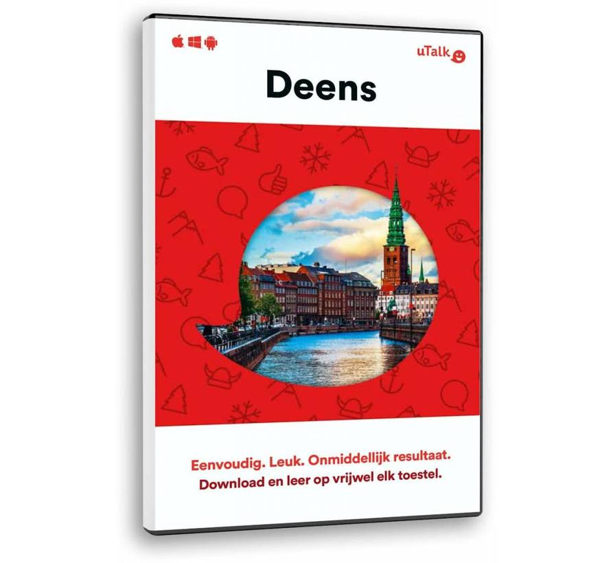 uTALK Deens leren - Online cursus