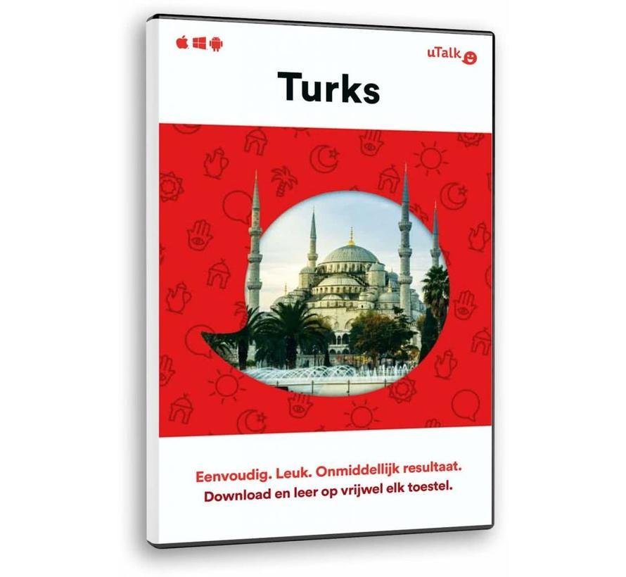 uTalk leer Turks- Online cursus