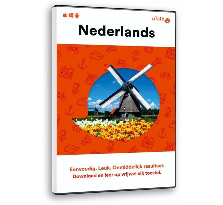 uTalk leer Nederlands - Online cursus