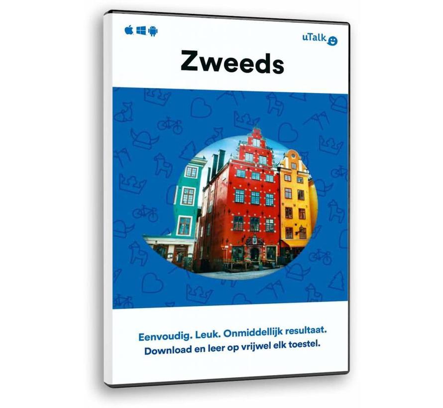 uTalk leer Zweeds - Online cursus