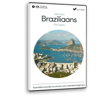 Eurotalk Talk Now Basis cursus Braziliaans Portugees voor Beginners