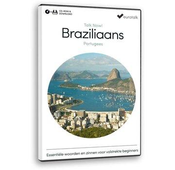 Eurotalk Talk Now Basis cursus Braziliaans Portugees voor Beginners