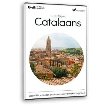 Eurotalk Talk Now Leer Catalaans - Basis cursus Catalaans voor Beginners