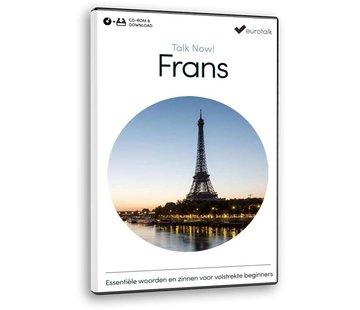 Eurotalk Talk Now Basis cursus Frans voor Beginners