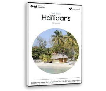 Eurotalk Talk Now Talk Now - Basis cursus Haïtiaans voor Beginners