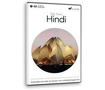 Eurotalk Talk Now Talk Now - Basis cursus Hindi voor Beginners