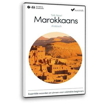 Eurotalk Talk Now Cursus Marokkaans Arabisch voor Beginners